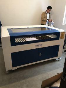 プラスチックかアクリルのためのVanklaserの二酸化炭素CNCレーザーのカッター装置または木80W 1325/1530/1610