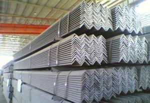 Acciaio di angolo/barra di angolo/angolo d'acciaio (serie di S235jr-S335jr)