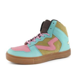 Los hombres zapatillas de baloncesto Greatshoe Cuero Sintético de zapatillas de baloncesto superior de la ejecución de zapatos Zapatos deportivos