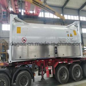 Gaz liquéfiés à 99,9 % l'oxyde nitreux Réservoir 20 tonnes