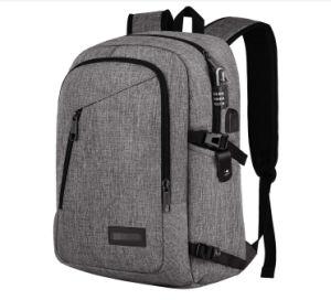 L'école, collège de sac à dos Sacs à dos pour ordinateur portable Business Travel sac extérieur résistant à l'eau avec USB