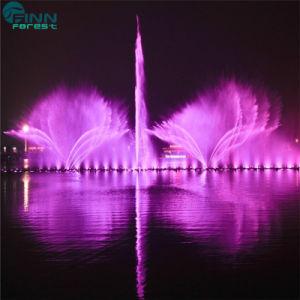 Морскому праву озера красочные управление музыкой One-Dimensional танцы сопла фонтаном