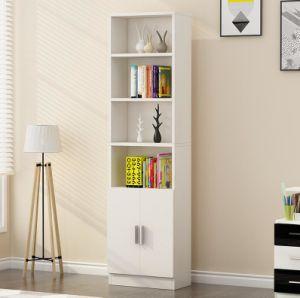 Simple armario moderno librero estantería personalizada