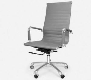 Capa de couro de alumínio Hotel Office Eames Cadeira de escritório (FECA84)
