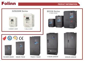 Top 10 VFD производитель 50/60Гц частоты переменного тока привода (BD603)
