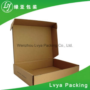 Chiffon de papier kraft T-shirt personnalisé de la Pizza à l'emballage en carton ondulé Boîte d'expédition de stockage