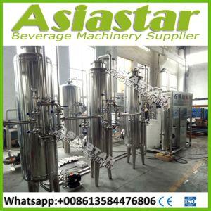 Agua mineral de acero inoxidable Sistema de filtro de precios de la máquina