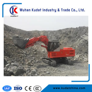 escavatore 46t con la pala frontale 4.0m3 per estrazione mineraria