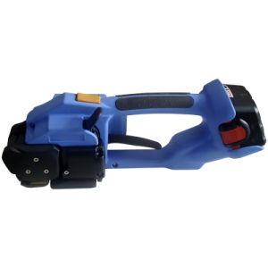 Herramienta Flejadora Dd160 Azul Eléctrico para las Correas de Pet/PP
