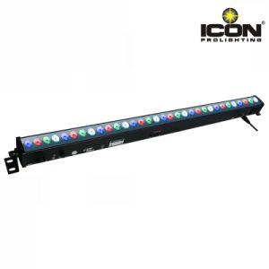 단계 점화를 위한 RGBW 32 화소 LED 벽 세탁기 빛