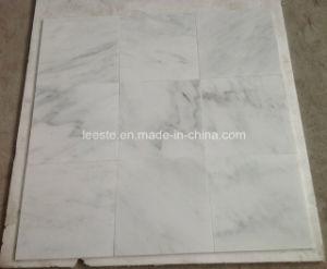 Mattonelle bianche orientali di lusso del marmo della cina