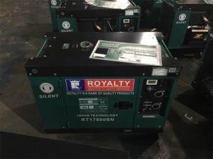 DieselGensets geöffneter Typ 3-10kw Motor Druckluftanlasser
