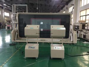 La exposición de la pantalla de gran formato vertical en la pantalla de la máquina, la exposición