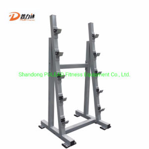 Equipamento de Fitness Academia usar força halteres Rack da Máquina