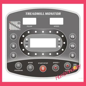 Estampación botones Teclado de membrana Teclado de control
