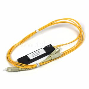 Divisore ottico della fibra dello Sc APC MP Fbt di FTTH 1X 2