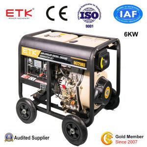 안전 & 안전보안 전기 발전기 (6KW)