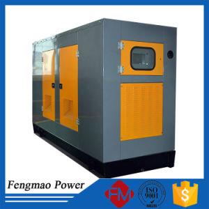 Stille Diesel Generator met Luifel
