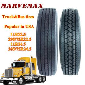Superhawk 11r22.5 Schwer-Aufgabe Truck Tire, Commercial Truck Tire