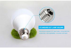 5W 7W 9W 12W Bombilla LED de aluminio