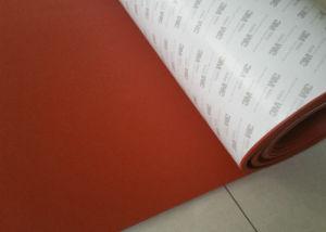 Het Blad van het Rubber van de Spons van het silicone met 3m Kleefstof (3A1002)