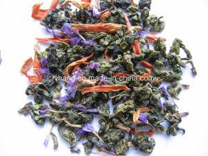Ароматизированный чай Oolong (фруктового)