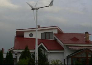 2kw Anhua alta seguridad de bajo ruido del generador de energía eólica residencial