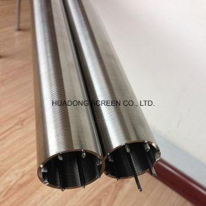 316L filtre cylindrique en acier inoxydable de haute qualité parfaite tuyau rond