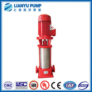 Вертикальный Multi-Stage Xbd-Gdl пожарных насос очистки сточных вод насос центробежный насос