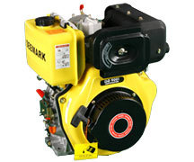 Luchtgekoelde Dieselmotor Km186f, Km186fa, Km178f, Km170f
