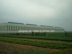 Taller fabricado de la estructura de acero, construcción de edificios de acero (CH-100)