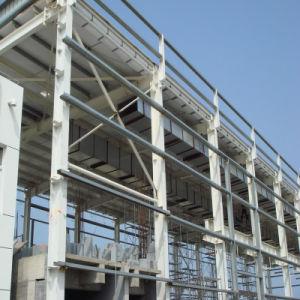 Larga vida prefabricados prefabricados de estructura de acero de construcción