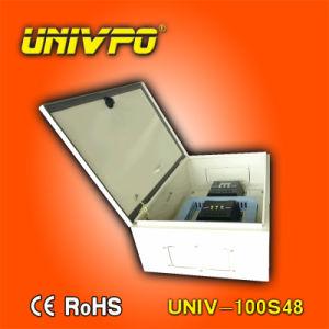 48V 100um controlador de carga Solar Preço do inversor 48V (UNIV-100S48)