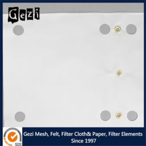На заводе Gezi предлагают 100% полипропилена волокна ткани фильтра