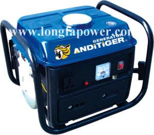 Los pequeños MOQ 550W 0,55 KW Portable generador de gasolina con precios baratos
