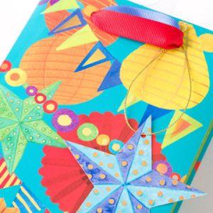 Sacchetti del regalo della laminazione del bambino di arte con la laminazione del Matt o lucida