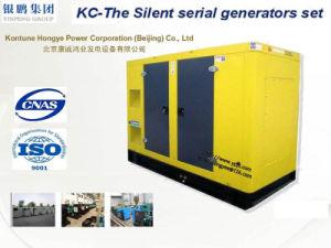 Stille Type Diesel Generator (6BTA5.9-G2)