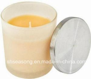 Suporte para velas de vidro / Suporte de farolim de chá / Vela Cup (SS1337)