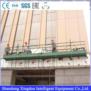 Máquina hormigonera/suspendido plataforma de trabajo con ascensor Precio