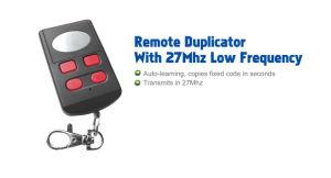 27MHz Faible-fréquence Remote Duplicator
