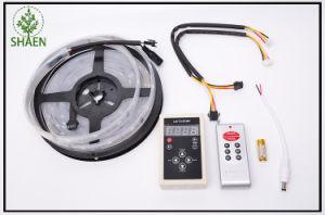Indicatore luminoso di striscia di IP67 RGB LED per 5m/Rool