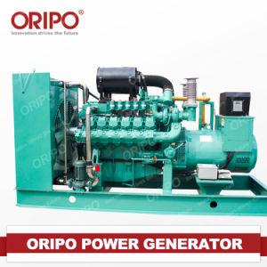 300ква бесшумный дизельный генератор Электрический пуск с бесщеточный генератор переменного тока