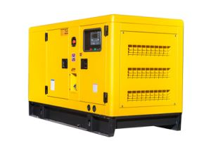 400 ква дизельный генератор Cummins и шумоизоляция