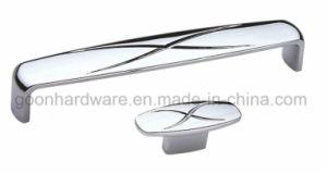 A tração da cozinha do gabinete da mobília do zinco segura G02367