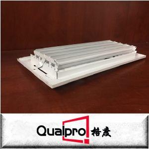 3 vías de suministro de aire de deflexión de la registrar AR6023