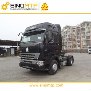 SINOTRUK HOWO A7 371HP 4X2 com o Motor Principal da Cabine Alta