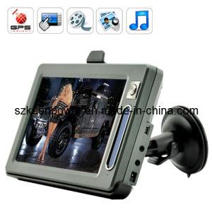 Battlestar 7, toque Navegador GPS con Bluetooth y transmisor (GG6012)