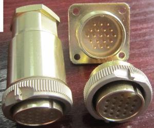 Цилиндрические соединители (PC-19 типа)