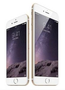 Telefoon 6 van de Cel van de Merken van Shenzhen Hete Verkopende Mobiele