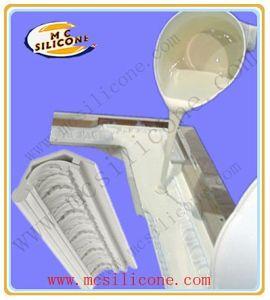 caoutchouc de silicone liquide pour la fabrication de moules de pl tre corniche caoutchouc de. Black Bedroom Furniture Sets. Home Design Ideas